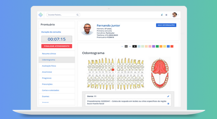 Odontograma online: a melhor ferramenta para dentistas